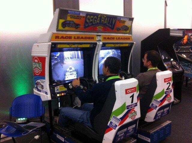 Sega Rally Hack